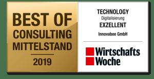 WiWo BOC M 2019 Innovabee GmbH 300x155 - SAP für den Mittelstand