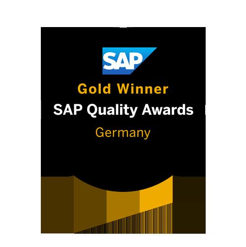 sap quality award - Innovabee