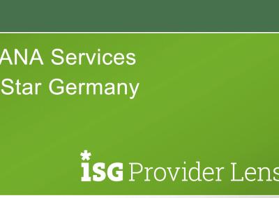 "News Grafik Batch ISG Provider Lens HANA Services 2018 400x284 - ISG Provider Lens™: Innovabee ist ""Leader"" unter den SAP S/4HANA-Anbietern"