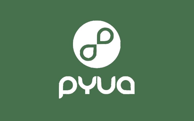 pyua logo weiss - Nachhaltig gedacht: Pyua will mit SAP S/4HANA Cloud langfristig wachsen